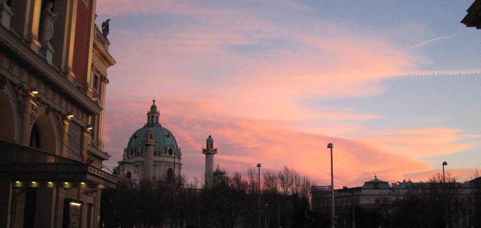 Musikverein Wien & Karlskirche